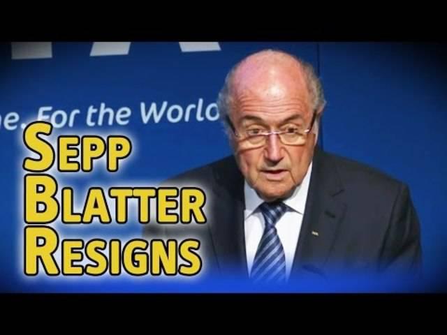 «Ich liebe die Fifa mehr als alles andere»: Sepp Blatter kündigt in einer ausserordentlichen Medienkonferenz am Dienstag seinen Rücktritt als Fifa-Präsident an.