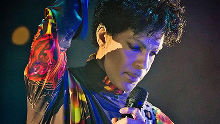 Der kleine Mann mit dem grossen Talent: Prince.