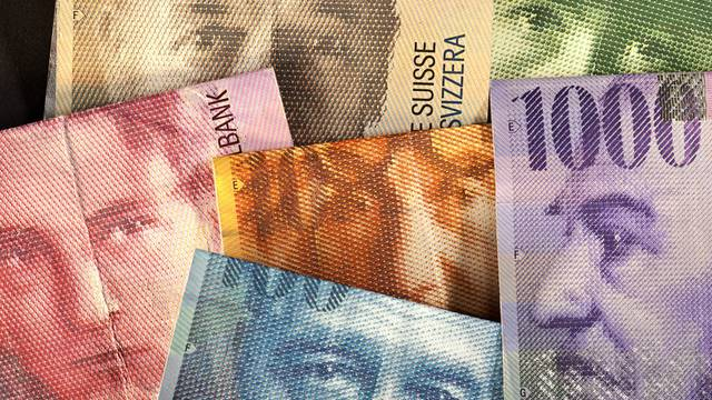 Auch Spenden über 1000 Franken waren 2010 keine Seltenheit (Symbolbild)