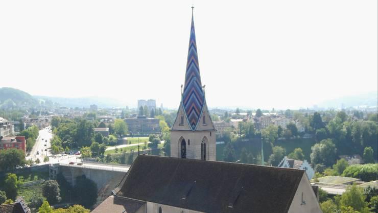 Auch die katholische Pfarrei in Baden verzeichnete letztes Jahr Kirchenbeitritte.