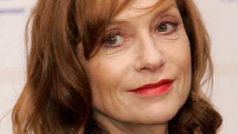 Die französische Schauspielerin Isabelle Huppert mag Perücken und Make-up (Archiv)