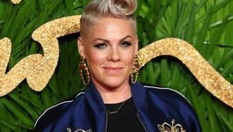 US-Sängerin Pink hat klare Vorstellungen davon, welche Qualitäten ihr künftiger Schwiegersohn aufweisen muss. (Archivbild)