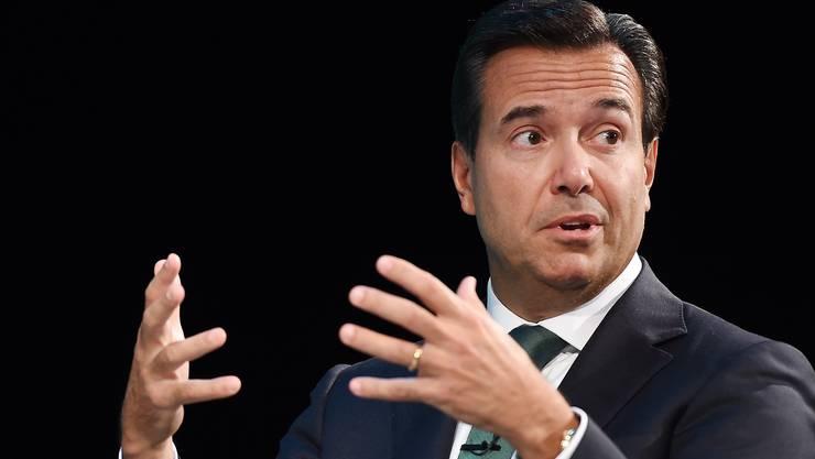 António Horta-Osório soll an der Generalversammlung zum neuen VR-Präsidenten gewählt werden.