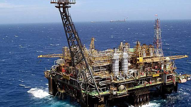 Petrobras-Plattform vor Brasilien (Archiv)
