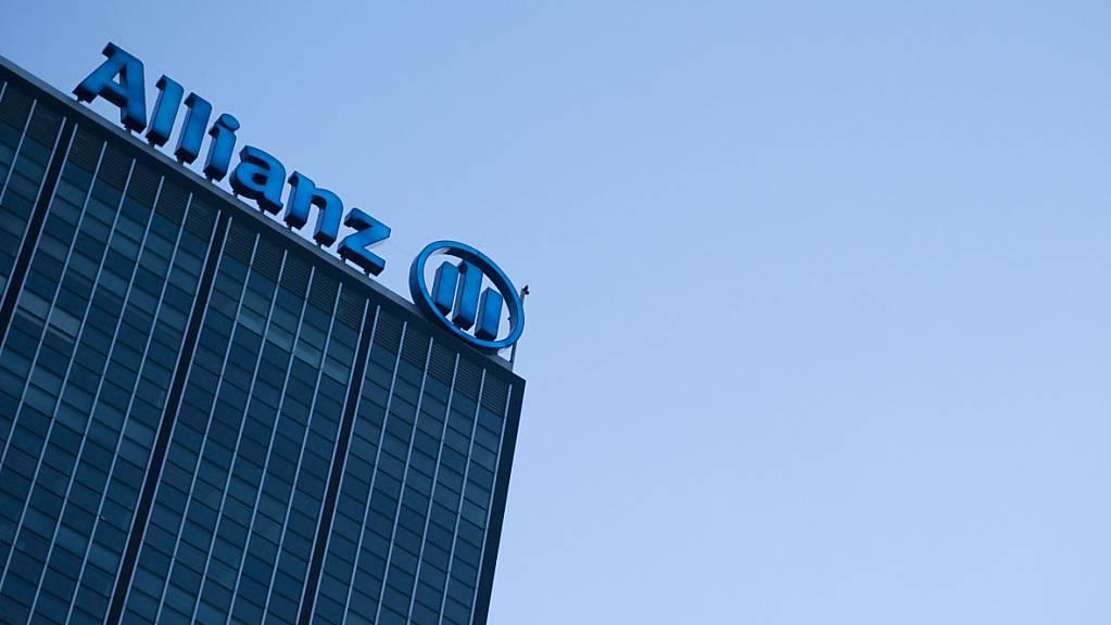 Der Versicherungsrieses Allianz hat im vergangenen Jahr einen neuen Rekordgewinn eingefahren. (Archiv)