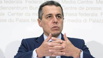Was immer er tut: FDP-Fraktionschef Ignazio Cassis hat mindestens eine Fraktion gegen sich.