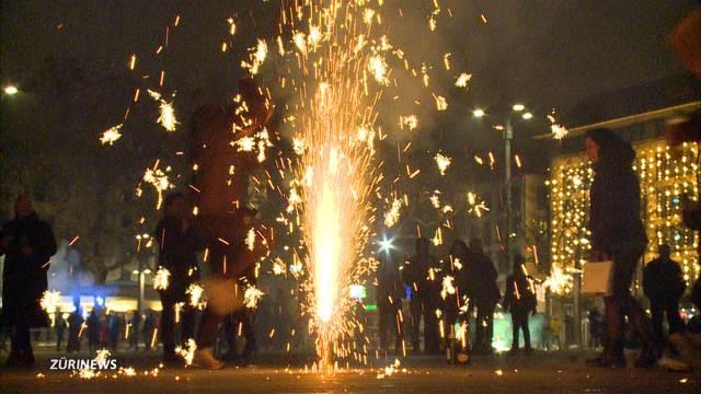 Silvester: Gefährliches Spiel mit dem Feuerwerk