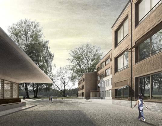 Perspektive Hof: Zukunftsperspektive des Oberstufenzentrums Rohrdorferberg