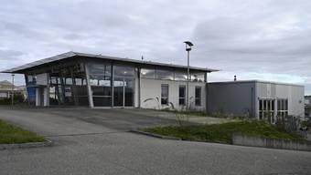 Das ehemalige Amag-Gebäude wird zu einem Coop-Laden umgebaut.