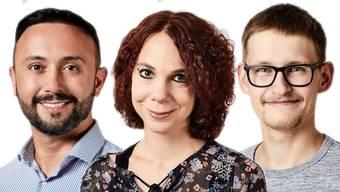 Drei Kandidaten aus dem Aargauer für den Prix Courage 2017