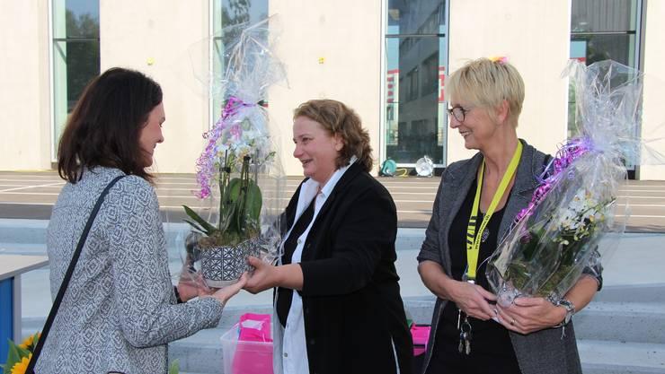 Bea Krebs (Mitte), Schulpräsidentin (FDP)