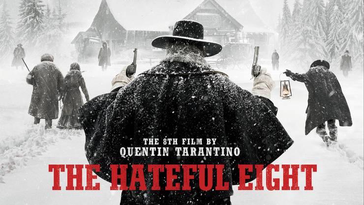 Der neue Film von Quentin Tarantino «The hatefuld eight» befindet sich auch unter den gestohlenen Filmen.
