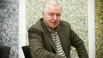 Heiner Vischer, Grossrat LDP.