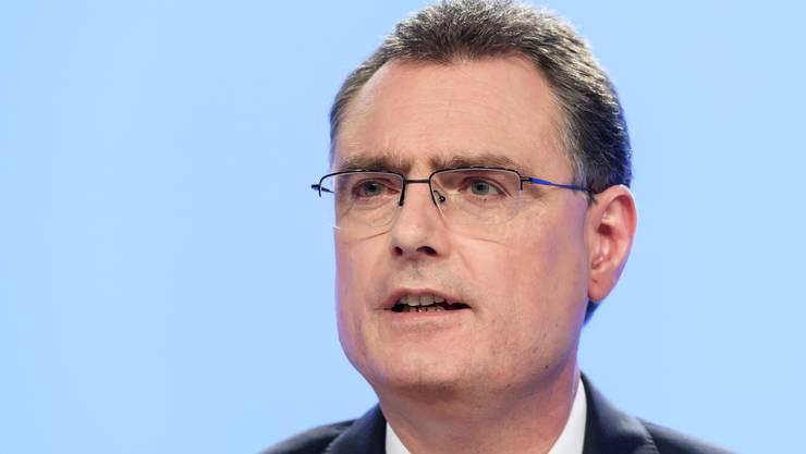 Thomas Jordan sprach von Experten des Internationalen Währungsfonds.