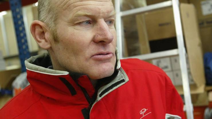 Der ehemalige Abfahrtsweltmeister Peter Müller war schon seit zwei Jahren wieder in festen Händen. Nun hat er seine Svetlana geheiratet. (Archivbild)