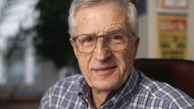 Regisseur Rolf Lyssy wird für seine künstlerischen Verdienste geehrt (Archiv)