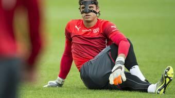 Fällt gegen San Marino ebenfalls aus: Maskenmann Yann Sommer