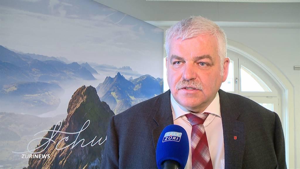 Othmar Reichmuth (CVP) ist zweiter Schwyzer Ständerat
