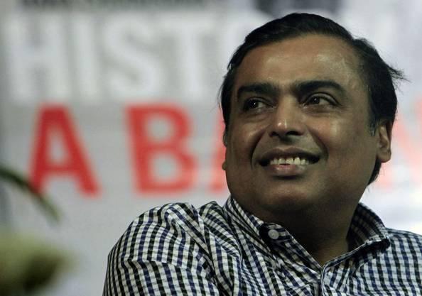 Das Öl- und Gaskonglomerat von Ambani (53) ist Indiens wertvollstes Unternehmen.