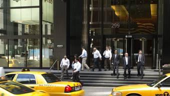 UBS-Gebäude in New York