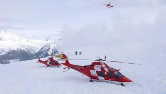 Trotz Rega-Grosseinsatz starben am Piz Vilan im Prättigau im Januar 2015 fünf Skitourengänger durch eine Lawine. Die Schuldfrage wird erneut untersucht.