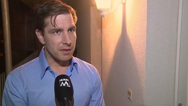 Aargauer Grünen-Präsident Daniel Hölzle: «Sehe Optionen für Fricker»