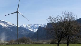 """Die Grüne Partei will mit der Volksinitiative für eine """"Grüne Wirtschaft"""" den Ressourcenverbrauch in der Schweiz senken (Symbolbild)."""