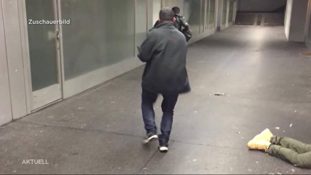 Tötungsdelikt Bahnhof Solothurn: Staatsanwaltschaft veröffentlicht die Anklageschrift