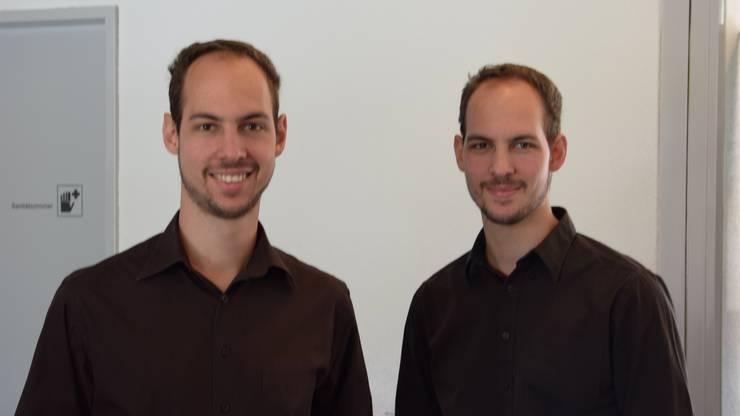 Christoph und Mirco Weinhart