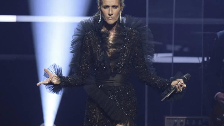 """Zeit für Veränderung: Die kanadische Sängerin Céline Dion geht auf """"Courage World Tour"""" und kündigt ein neues Album an."""