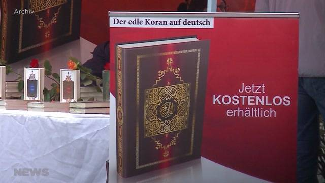 Koran-Verteilungsverbot auch in Bern?