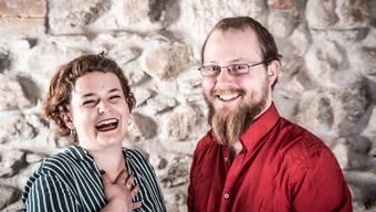 Jeanine Arn und Kaspar Rechsteiner