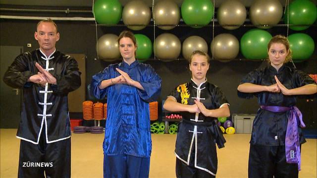 Diese 4 Zürcher Oberländer gehen an die Kung-Fu-WM in China