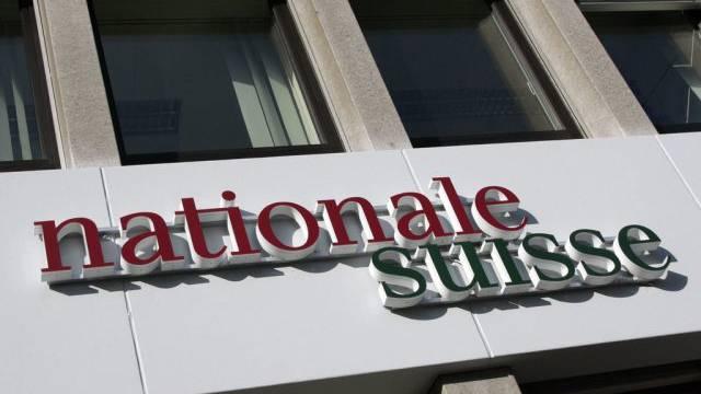 Die Nationale Suisse hat weniger Prämieneinnahmen (Archiv)