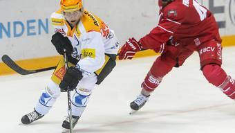 Bouchard (links) gegen Lausanne erfolgreich