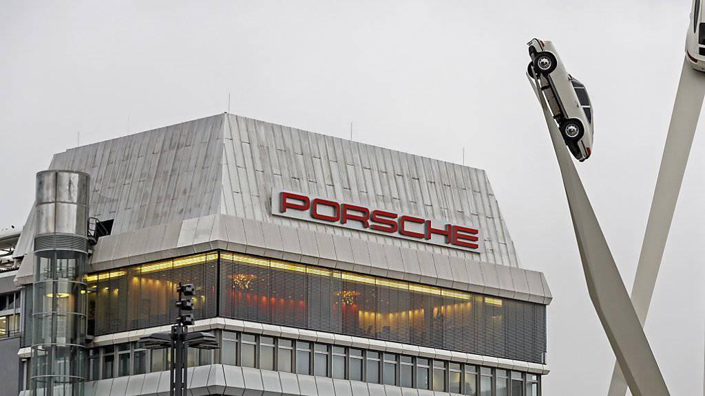Durchsuchungen bei Porsche