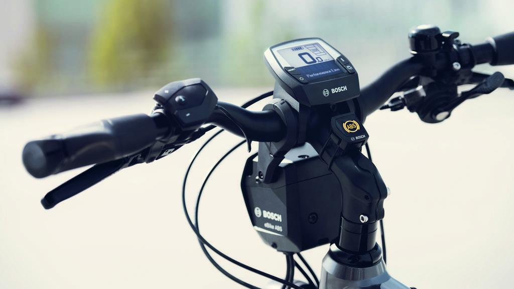 Digital: ABS für E-Bikes