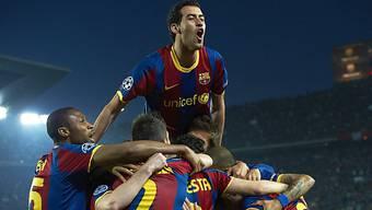 FC Barcelona mit Pflichtsieg im Heimspiel gegen Donezk