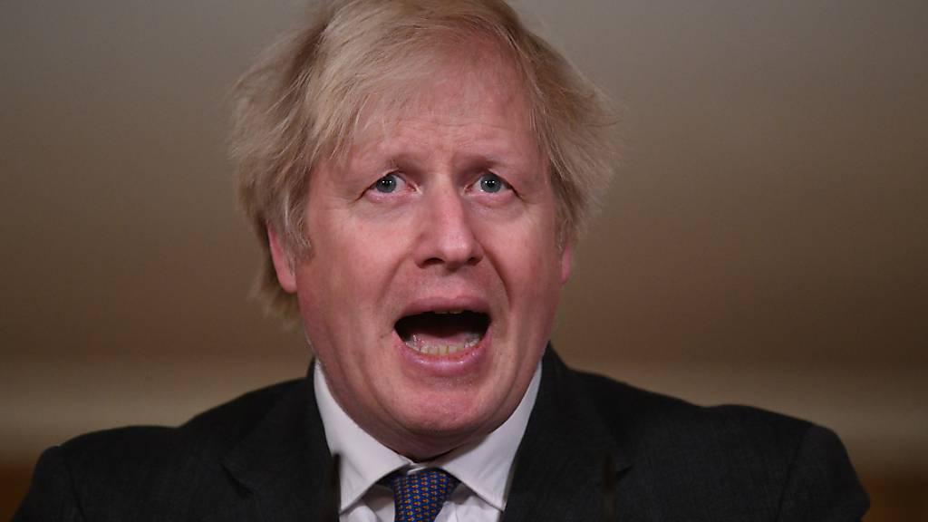 Britische Experten verwundert über Johnsons Aussage zu Sterblichkeit