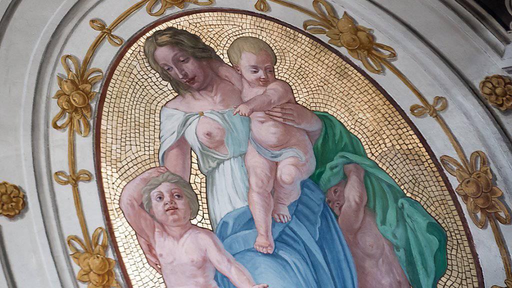 Die Restaurierungsarbeiten in der Kathedrale San Lorenzo in Lugano sind abgeschlossen. Am Wochenende wird das Gotteshaus feierlich wiedereröffnet.