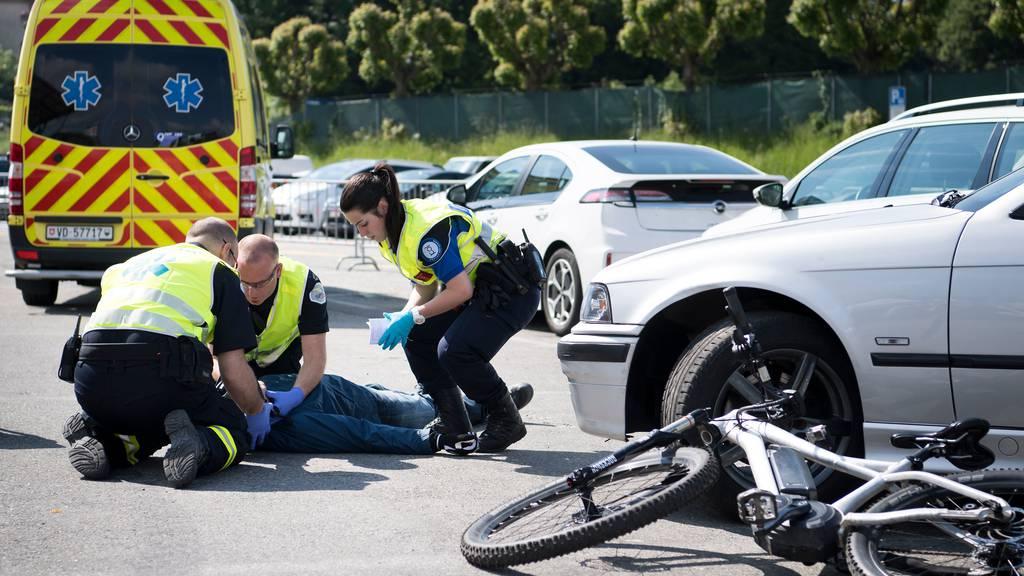 So tief wie noch nie: Erstmals weniger als 200 Verkehrstote auf Schweizer Strassen