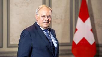 Offenes Ohr für Waffenexporte: Wirtschaftsminister Johann Schneider-Ammann.