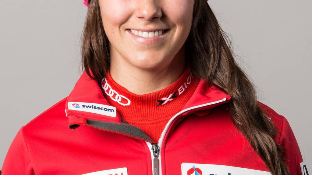 Wendy Holdener wieder Zweite hinter Shiffrin