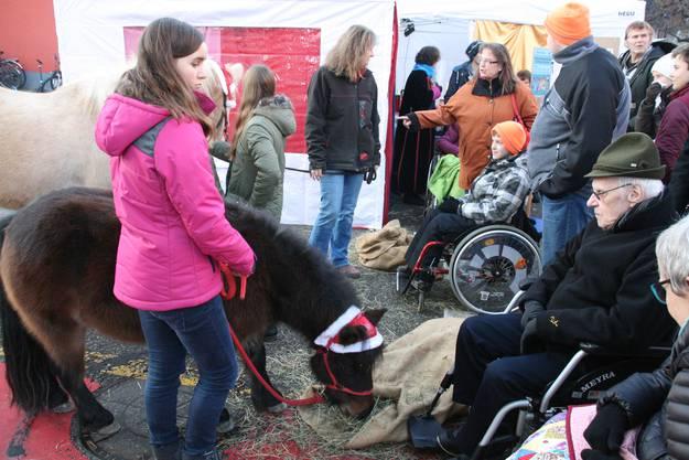 Weihnachtsmarkt Frick