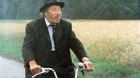 Töfflifahrer Pipe aus dem Film «Les petites fuges»