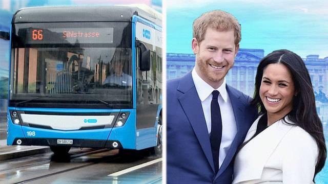VBZ testet Elektrobusse / Wer führt Meghan Markle zum Altar?