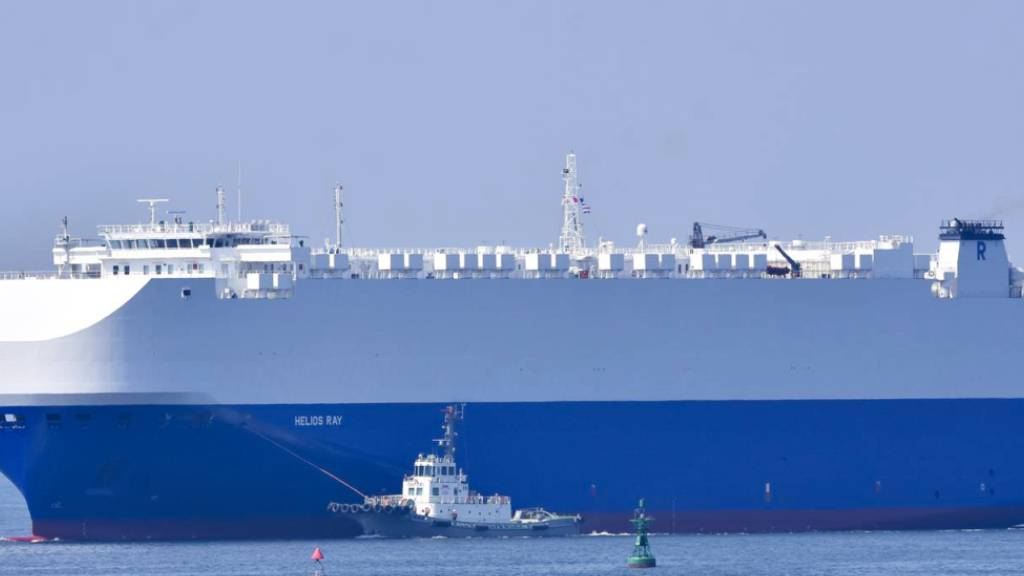 Netanjahu macht Iran für Explosion auf Frachter verantwortlich