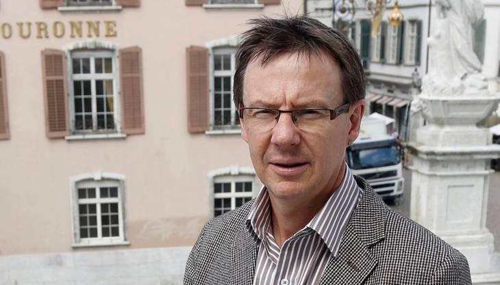 «Wichtiges Element»: Jürgen Hofer, Direktor Region Solothurn Tourismus. bar