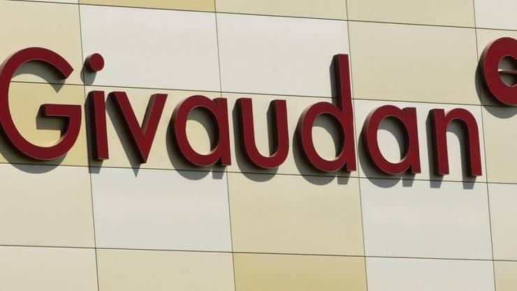 Der Aromahersteller Givaudan steigerte 2016 den Gewinn bei weniger Umsatz.