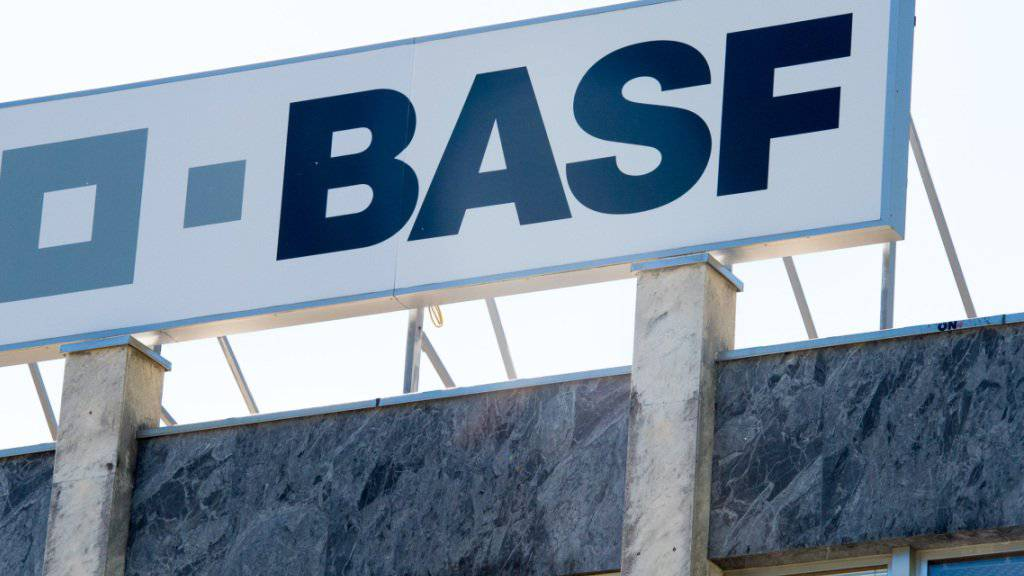 BASF-Betriebsgewinn bricht im ersten Quartal um fast ein Viertel ein. (Archiv)